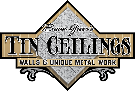 Brian Greer's tin ceilings Logo small