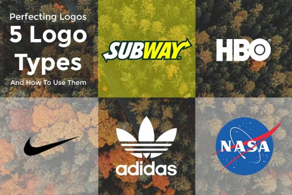 Creating the perfect logo - 5 Logo types and their best uses