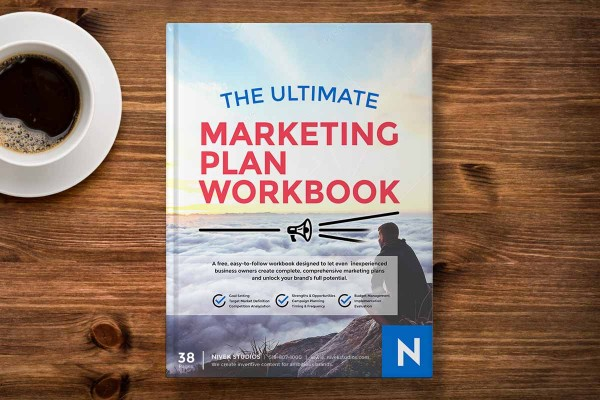 best free marketing plan workbook template