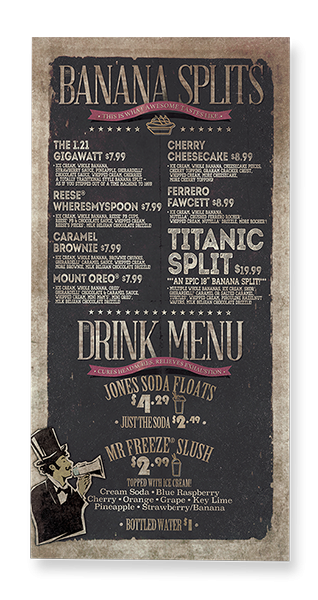 creative menu design 3-2
