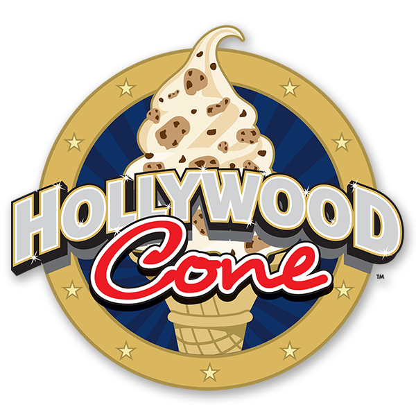 hollywood cone logo